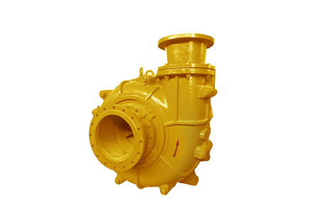 Perfect design of China Mining Slurry Pump Dregs Liquid Pump