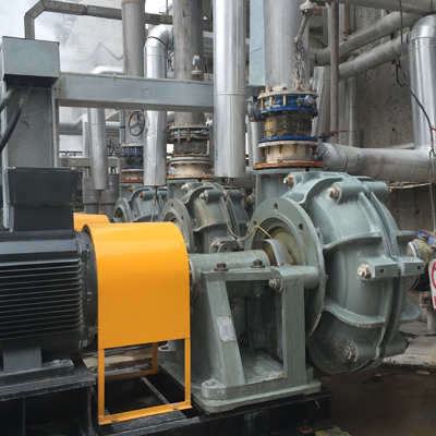 How to operate your slurry pump working longer