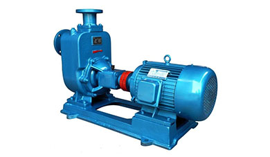 Self Priming Dirty Water Pumps Supplier Explains How Self-Starting Pumps Work