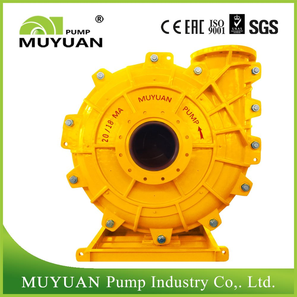 Heavy Duty Centrifugal Slurry Sewage Pump
