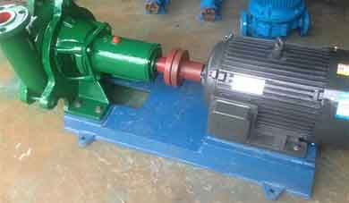 Medium Duty Rubber Slurry Pump Factory