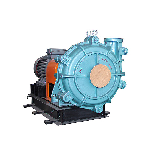 High head centrifugal slurry pump