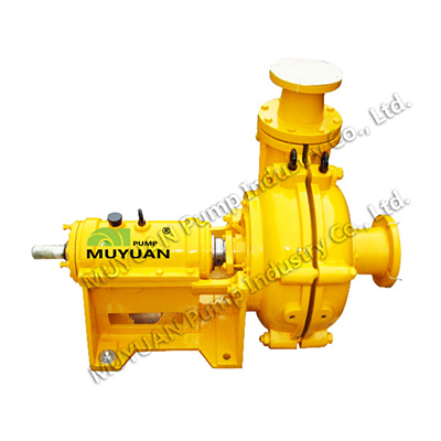 high efficiency abrasive slurry pump