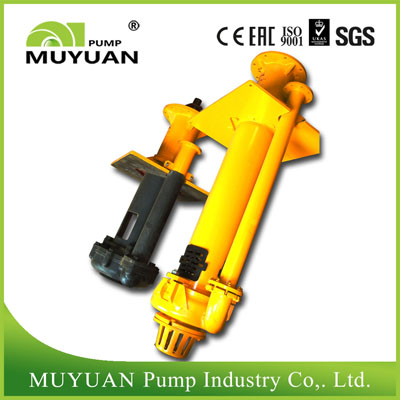 Sump pump--- Slurry pump ---- Muyuan MV pump