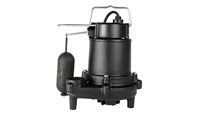 Heavy Duty Cast Iron Submersible Sump Pump