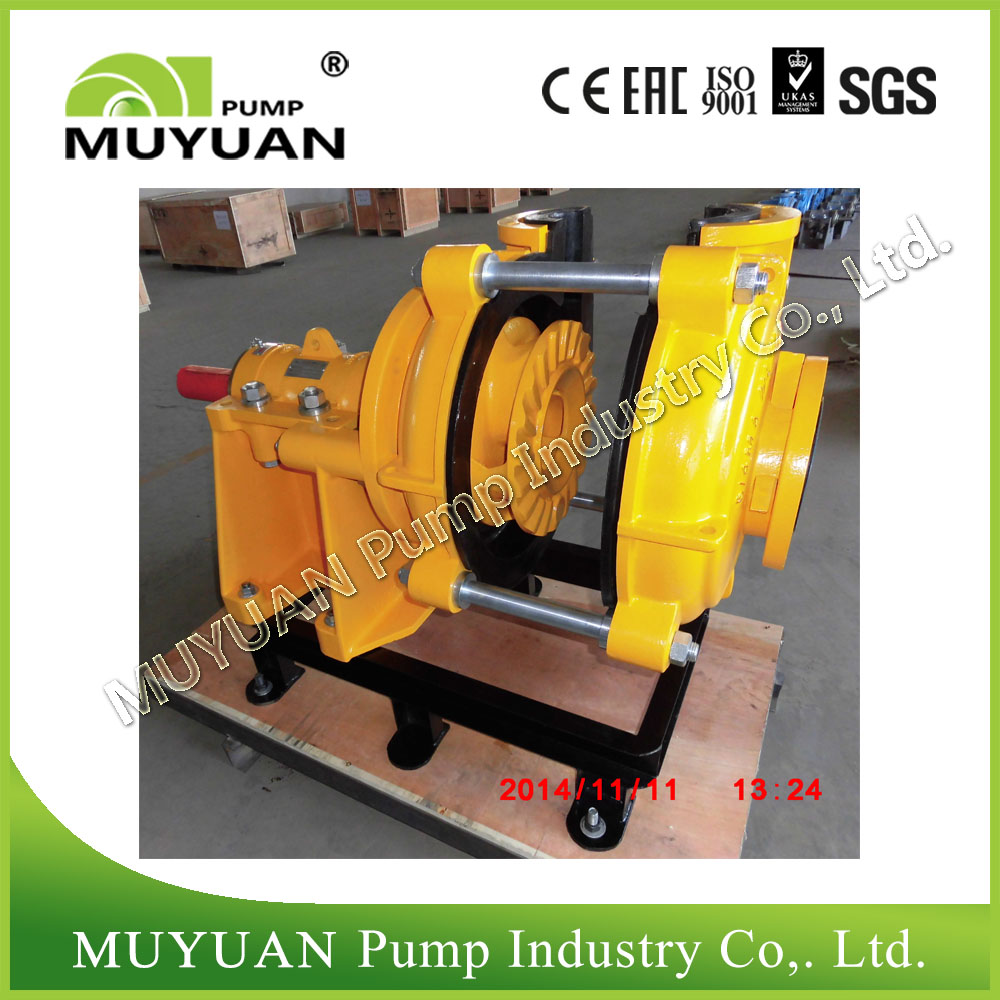 Muyuan slurry pump introduction