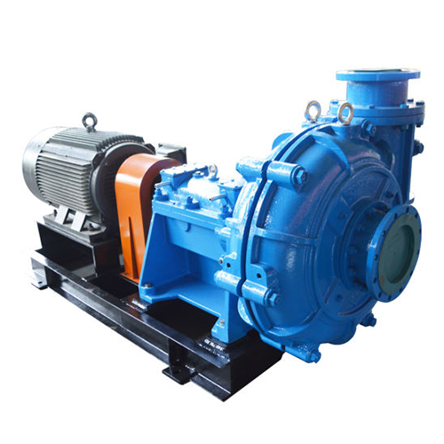 Heavy duty high head steel mining slurry pump
