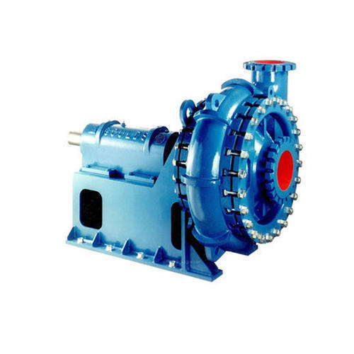 Light Duty Slurry Pumps Working Principle