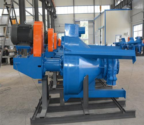 Vertical Froth Pump For Corrosive Slurries
